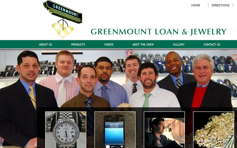 our clients portfolio baltimore web design company